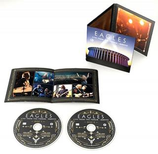 Live From The Forum MMXVIII - EAGLES THE [CD album]
